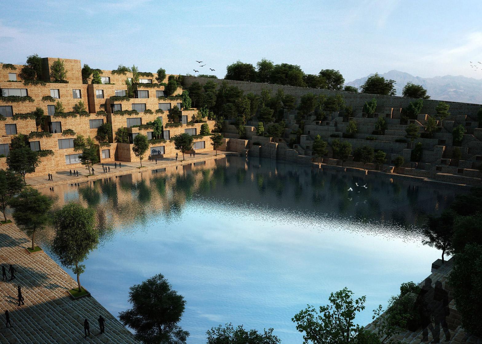 Best Unbuilt Concept - Reservoir