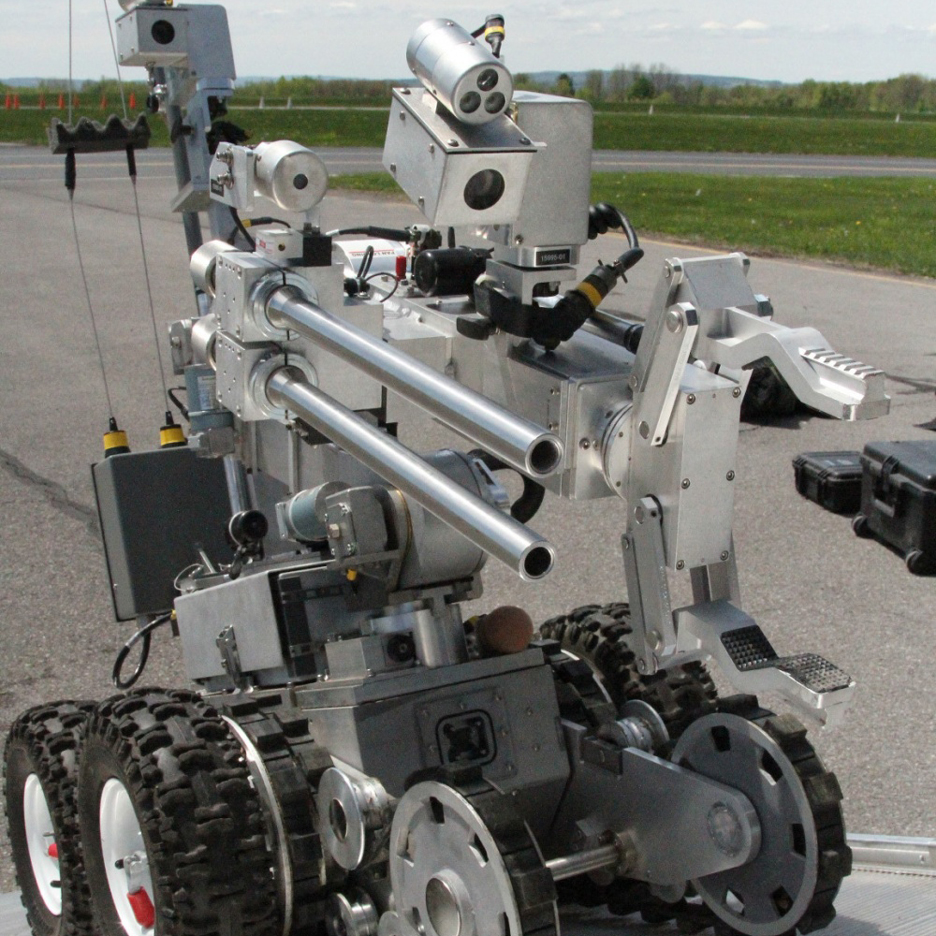 Killer robot used by police for first time in US history