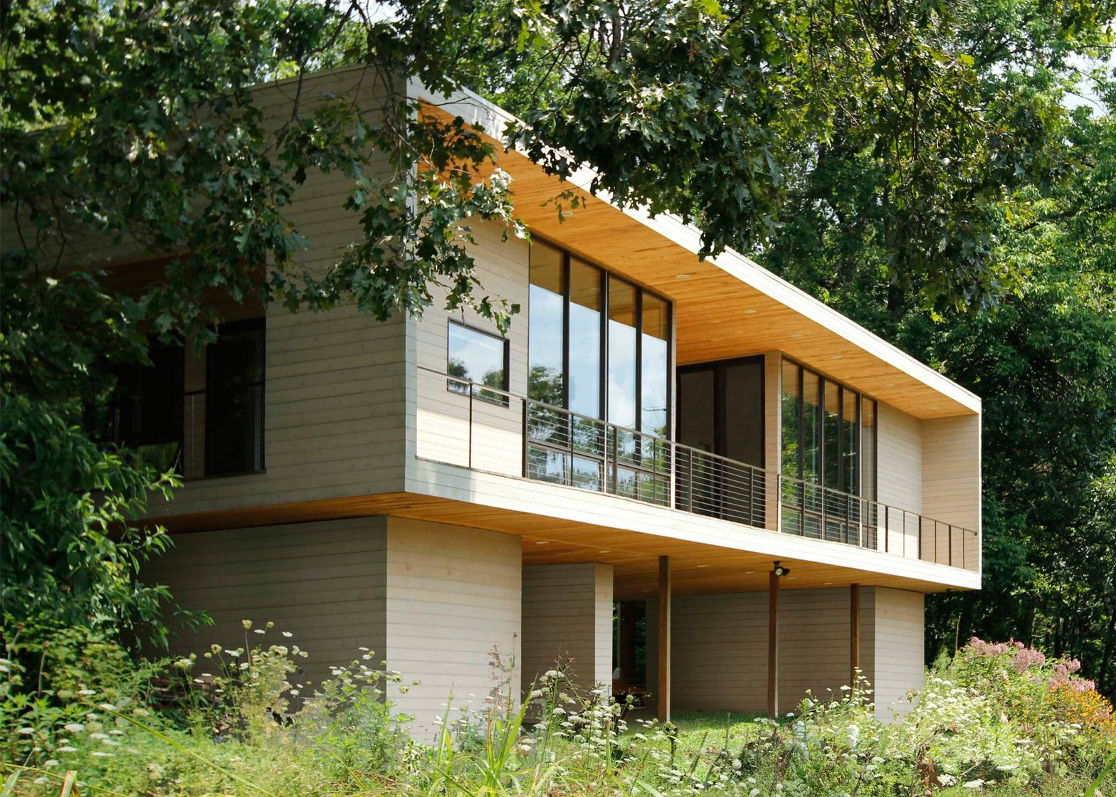 Bridge Studio by hanrahanMeyers Architects