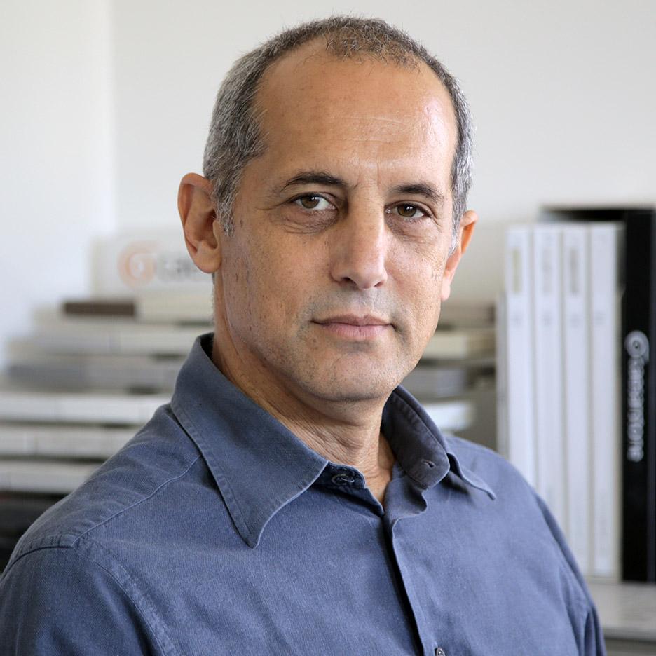 Caesarstone CEO Yos Shiran