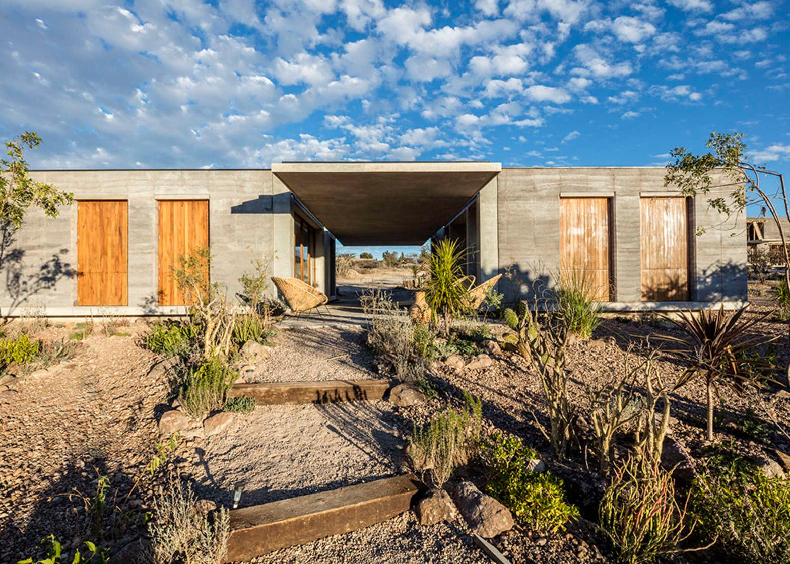 Casa Candelaria by Cherem Arquitectos