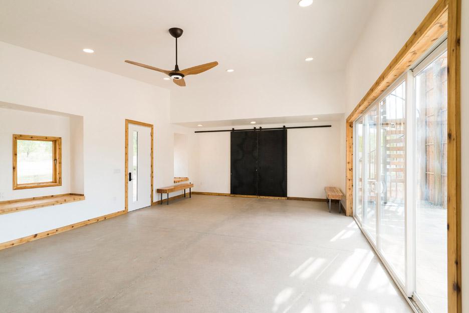 Cedar Hall by Design Build Bluff
