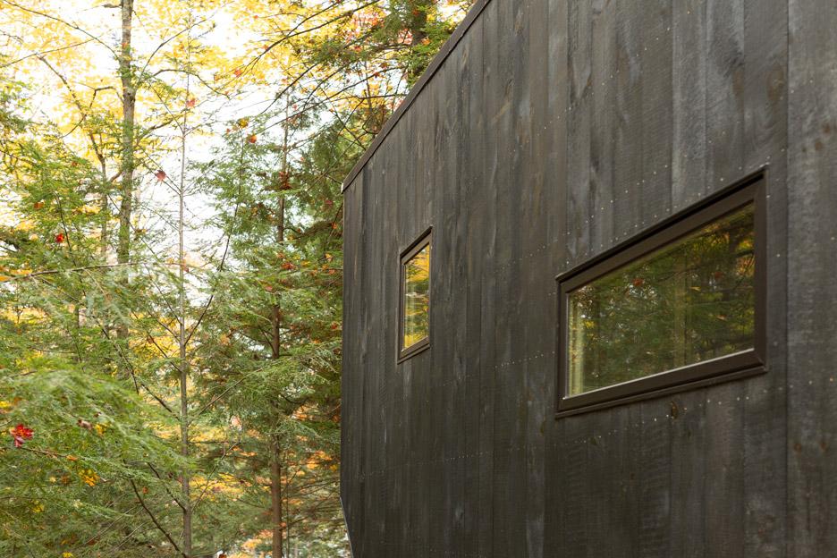 The Clara Cabin near Boston