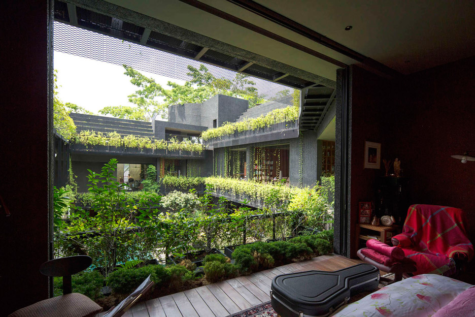 Cornwall Gardens by Change Architects in Singapore