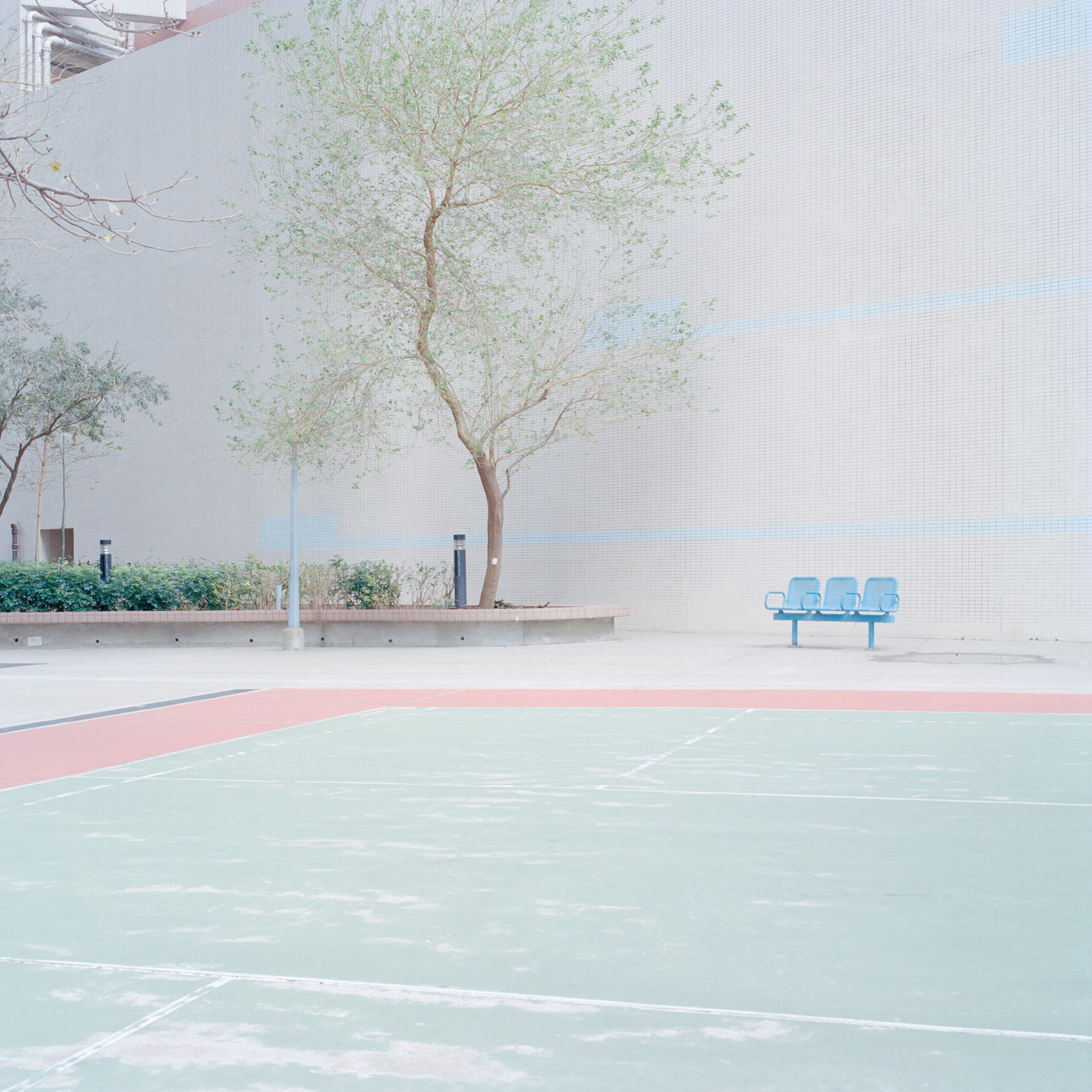 """""""Courts"""" by Ward Roberts"""