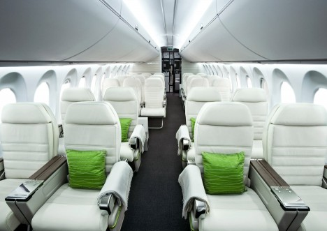 Bombardier launches aeroplane catering to overweight passengers