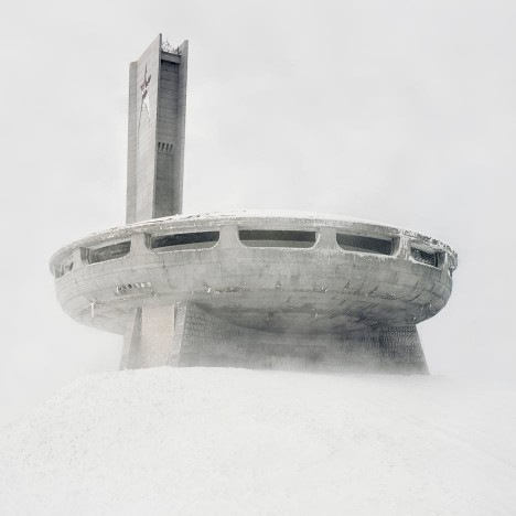 Dead Space and Ruins exhibition questions the future of Soviet architecture