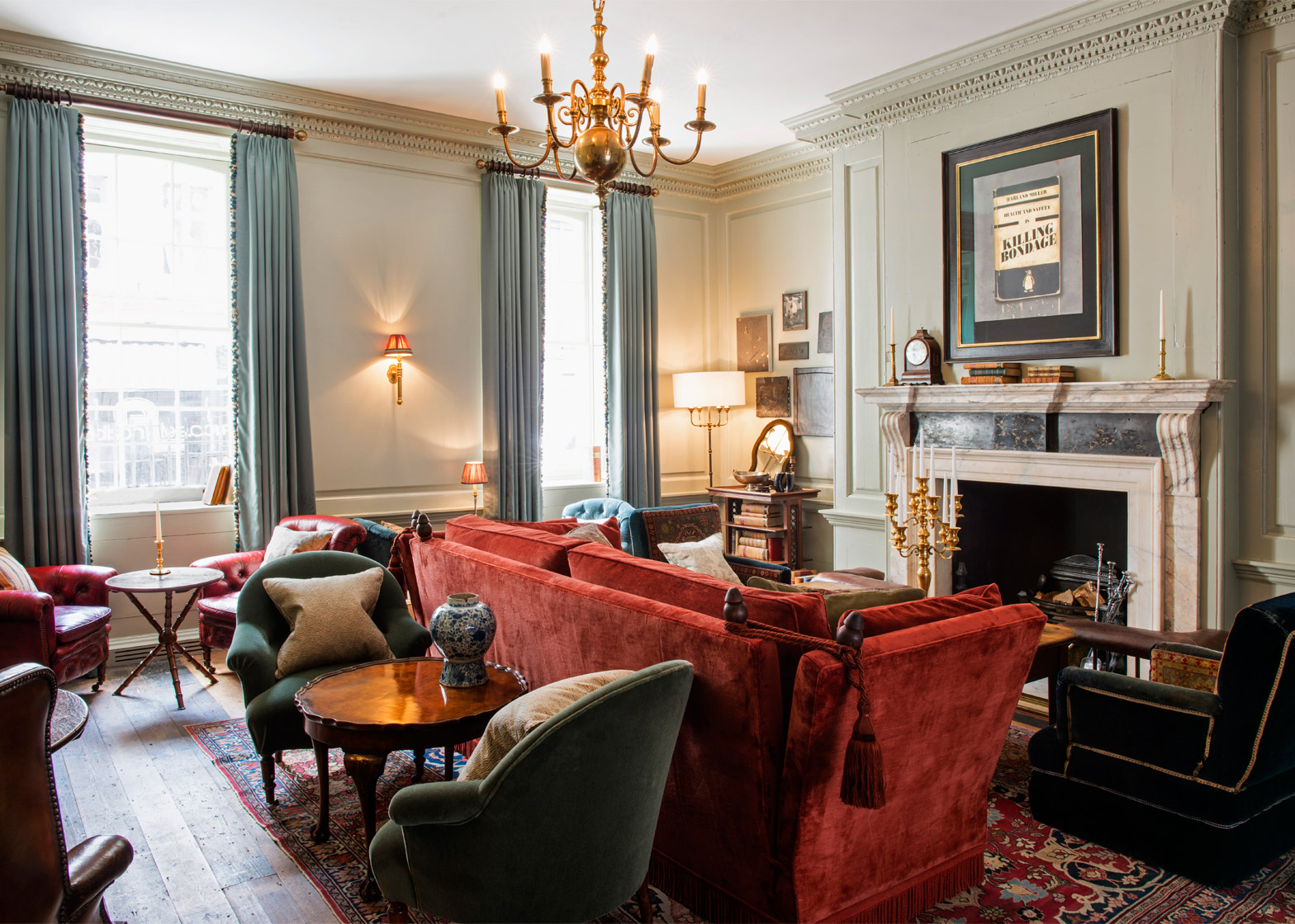 Soho House 76 Dean Street London England