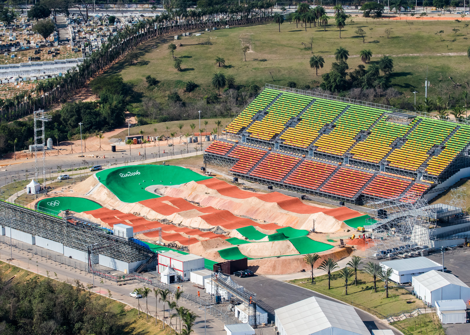 The Deodoro Olympic Park by Vigliecca & Associados