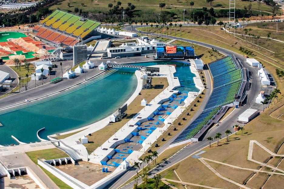 The Deodoro Olympic Park by Vigliecca & Associados