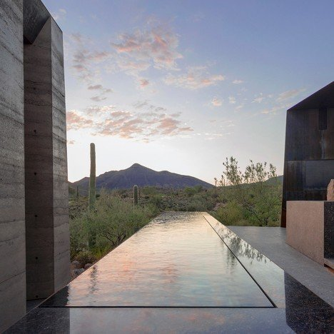 Five of the best houses in Arizona on Dezeen