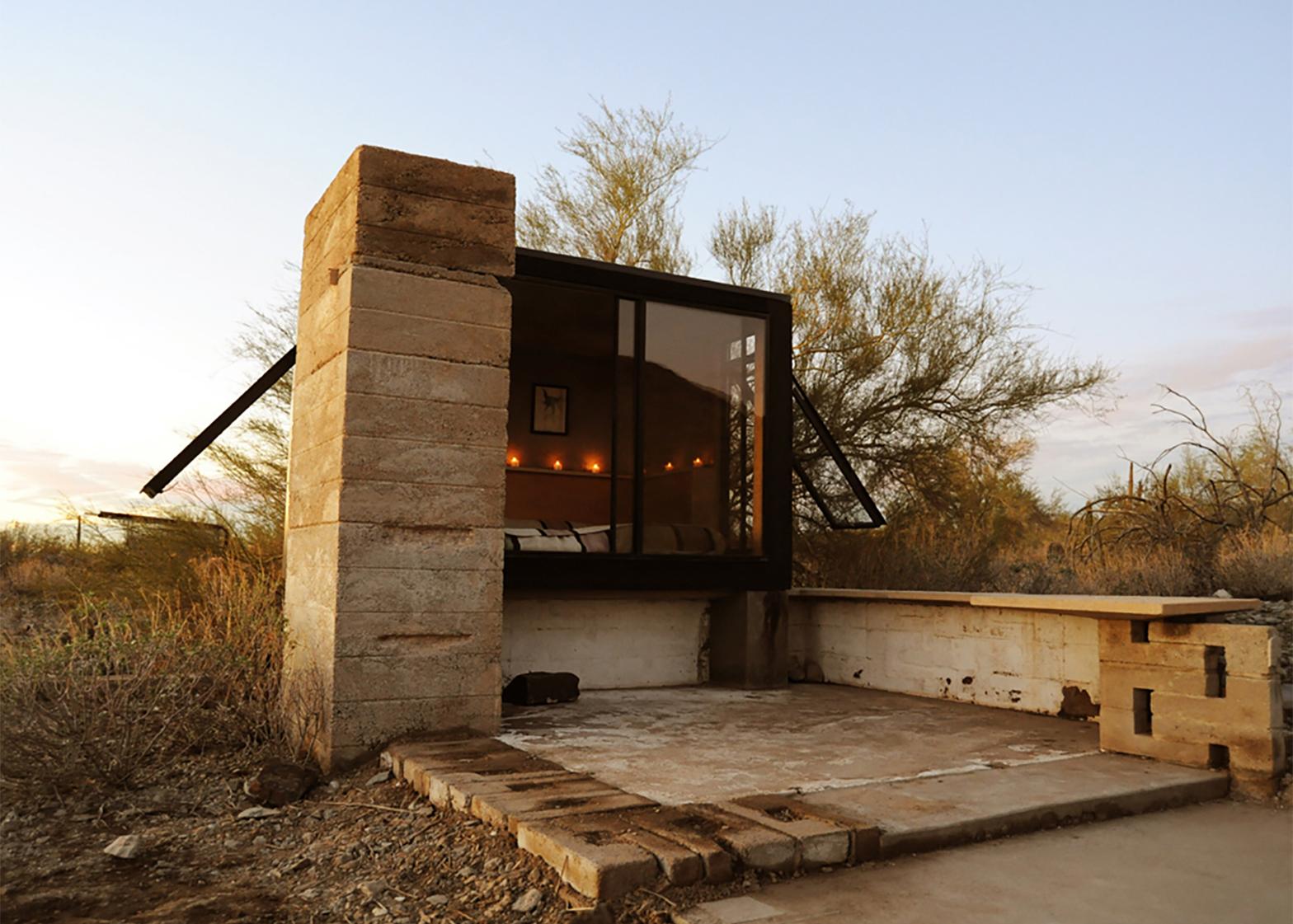 Desert Hideaway by David Frazee