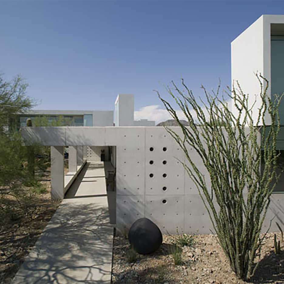 Desert House by Marwan Al-Sayed Architects