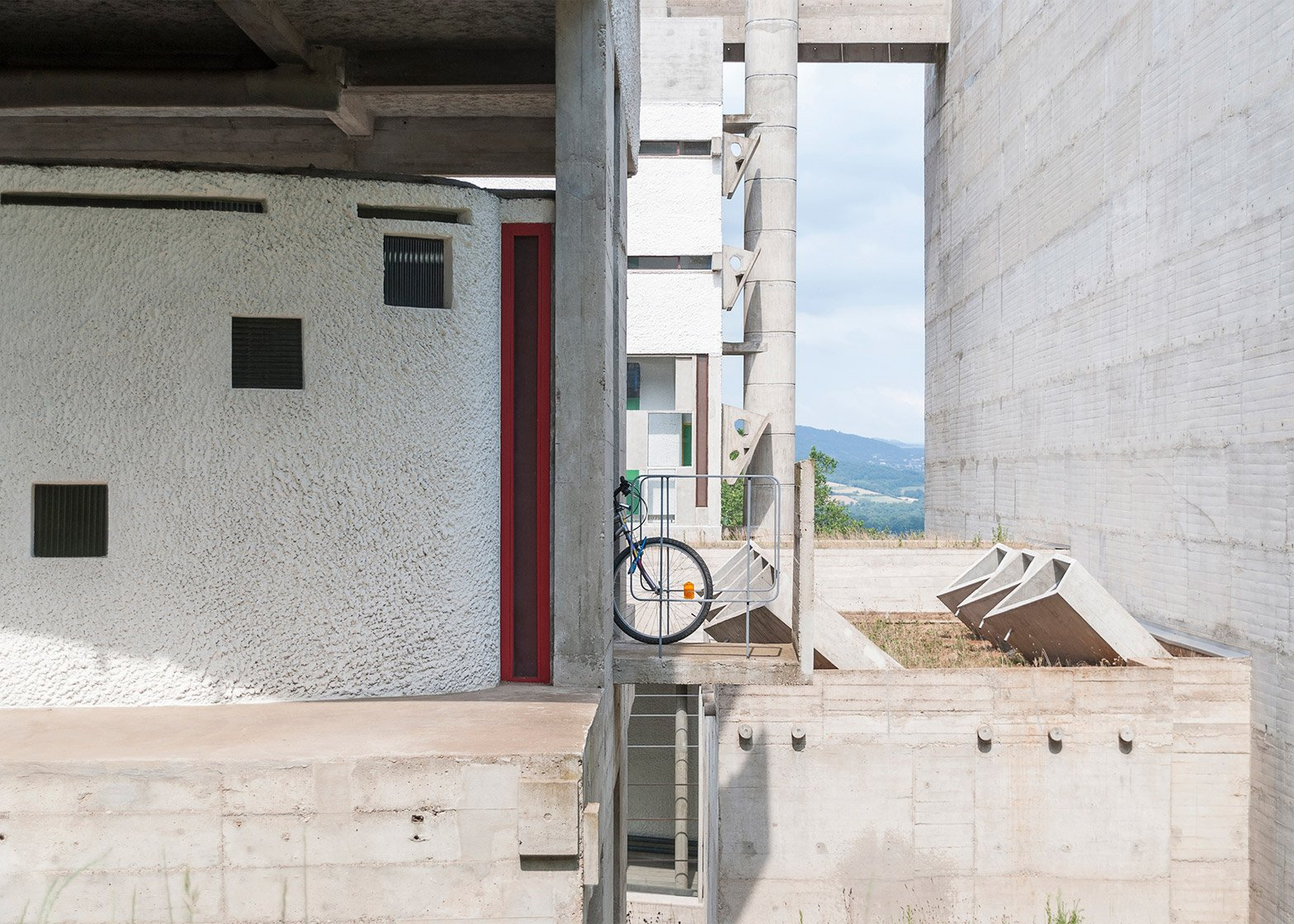 Le Corbusier's La Tourette is a UNESCO world heritage site
