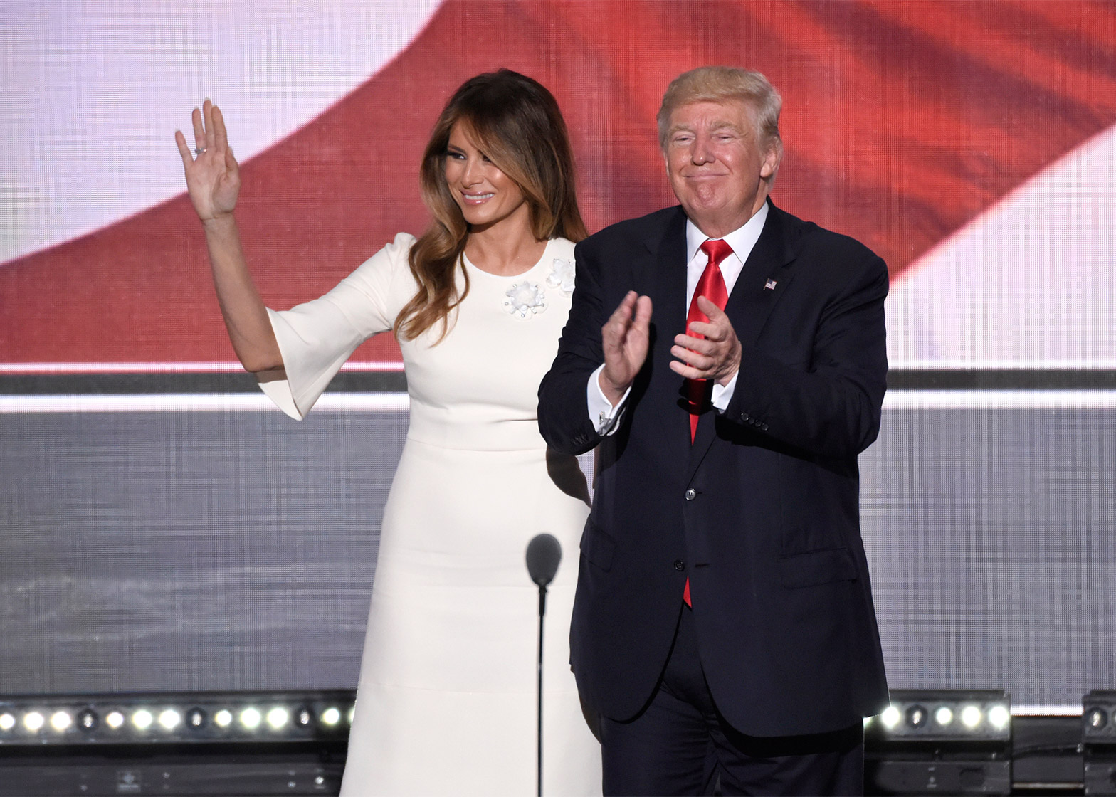 Melania Trump's website deleted after architecture degree claim debunked