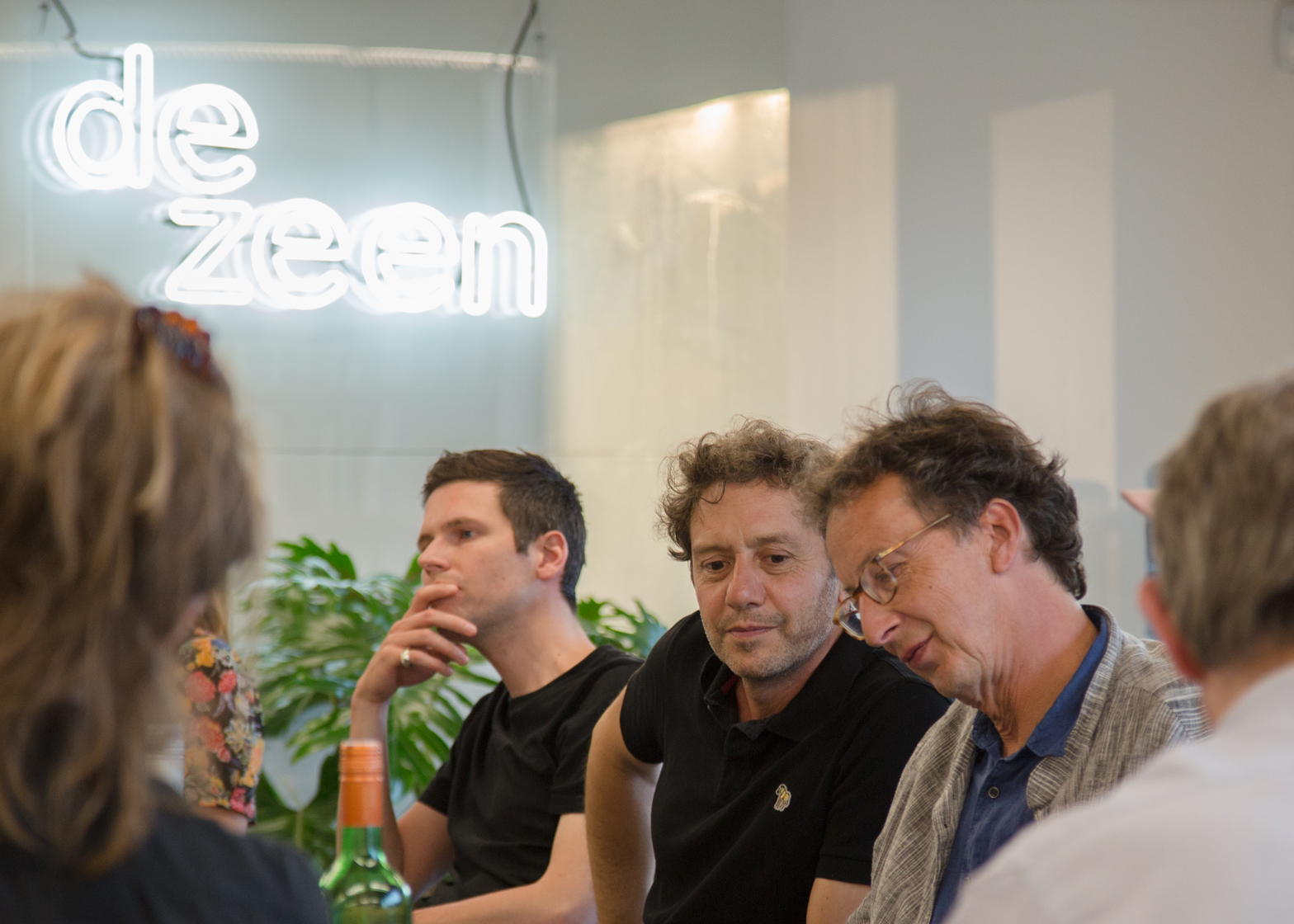 Leading figures from the architecture and design sector convened at Dezeen's office to discuss an action plan following Brexit