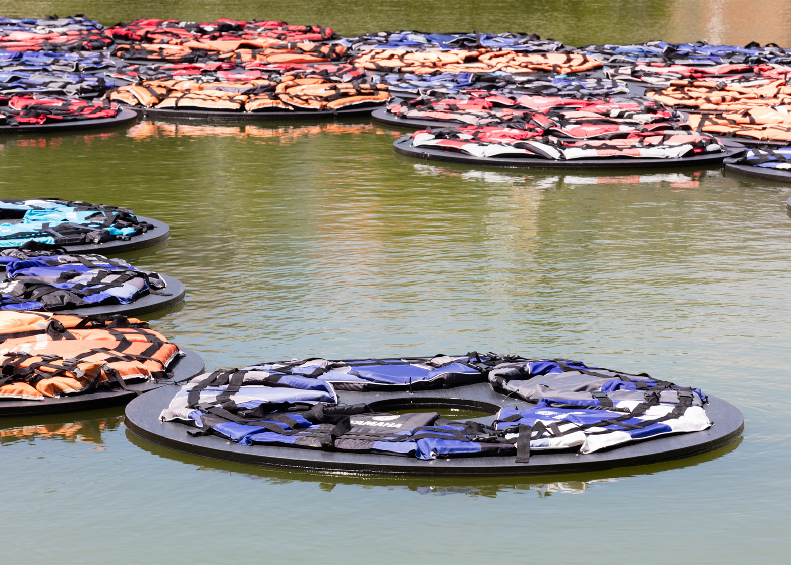 F Lotus by Ai Weiwei