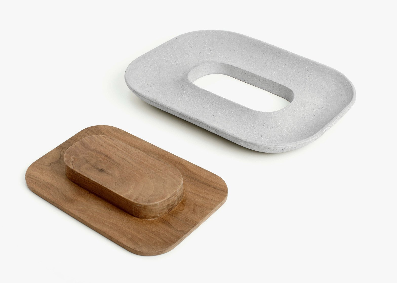 Flota trays by La Selva