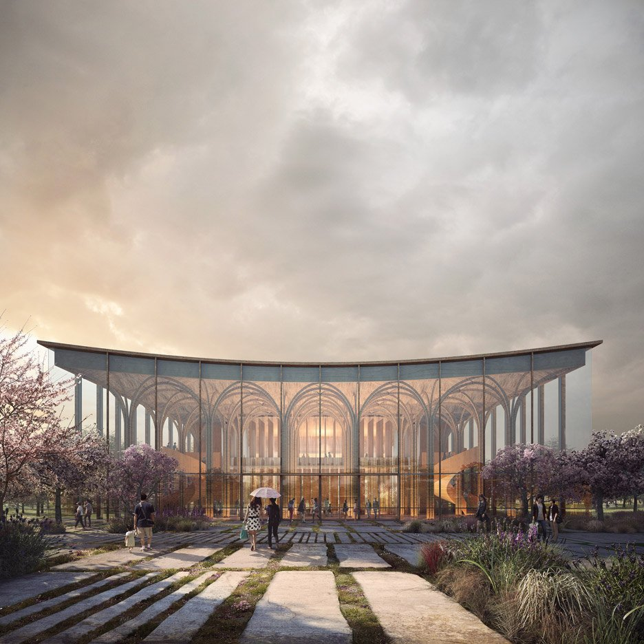 "Artists Rendering Architectural : Cgi artist forbes massie unveils ""completely seductive"