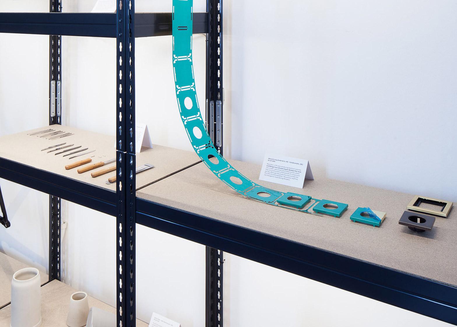 Friends + Design exhibition explored the relationships between designers
