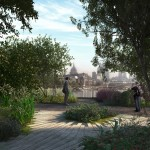 Virtual reality movie offers a preview of Thomas Heatherwick's Garden Bridge