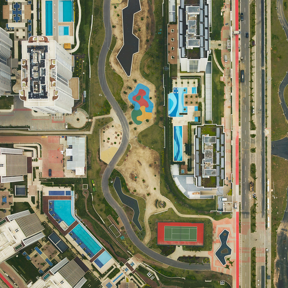 Rio 2016 Olympic venues photographed by Giles Price