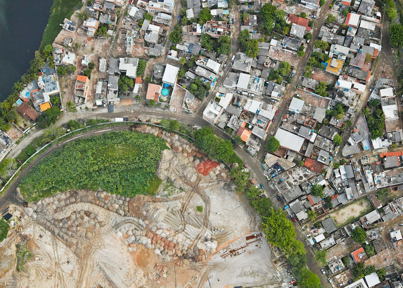 Aerial Photos of Rio de Janeiro ahead of the Games by Giles Price