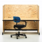 Vitra launches adaptable Hack desk by Konstantin Grcic