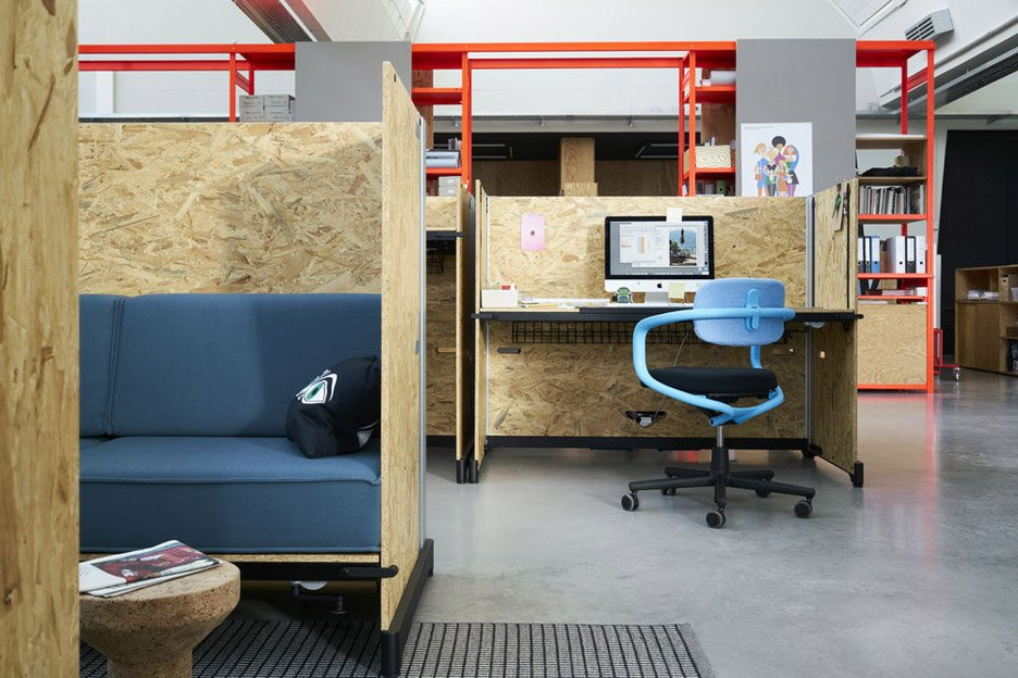Hack by Konstantin Grcic for Vitra