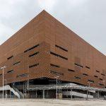 Rio 2016 handball arena will dismantle to become four schools