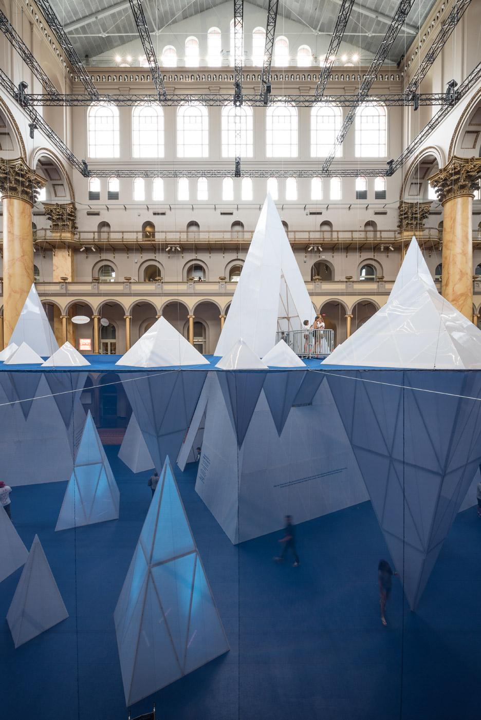 Icebergs by James Corner