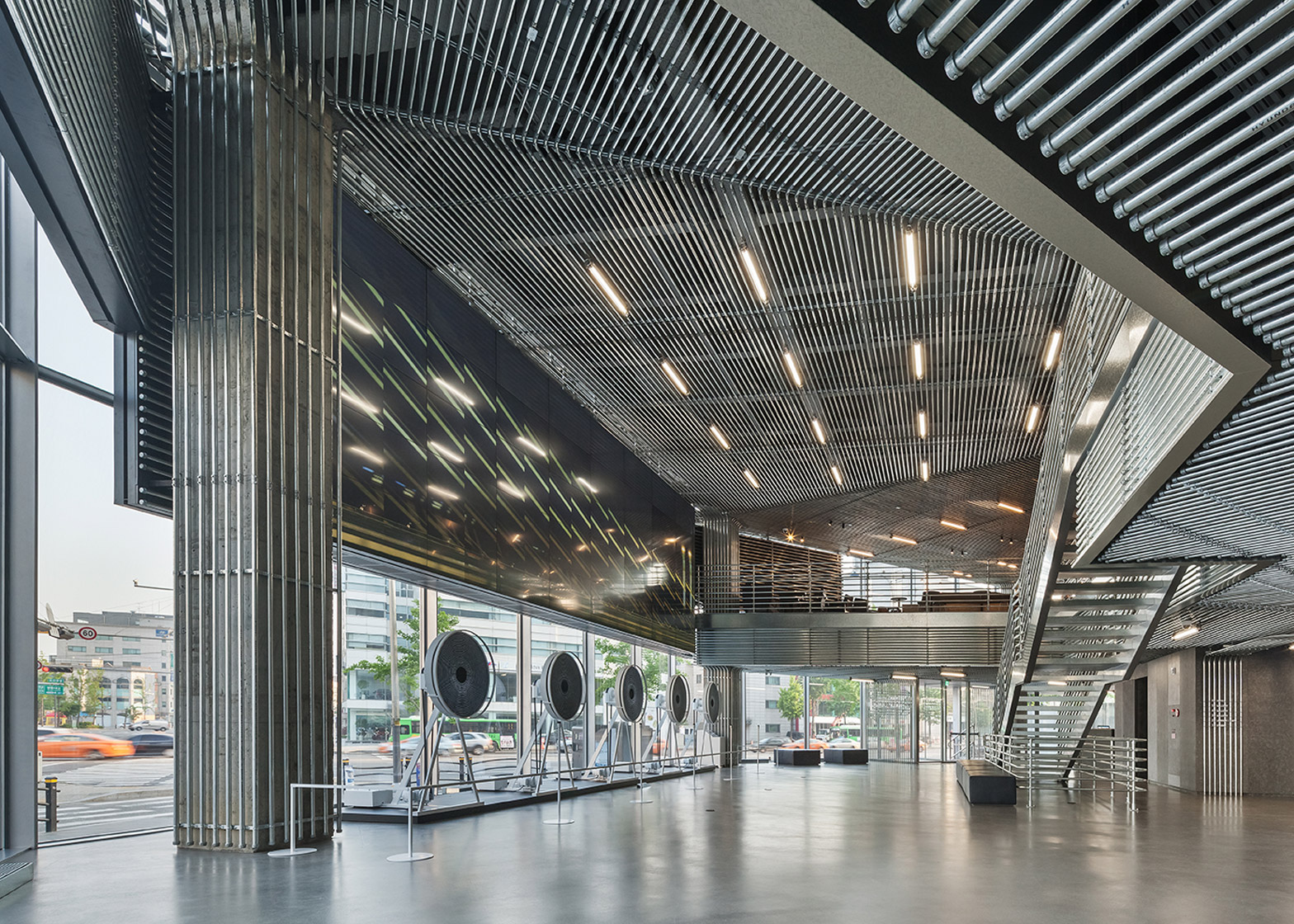 Hyundai Motorstudio, Seoul, South Korea, by Eulho Suh/Suh Architects
