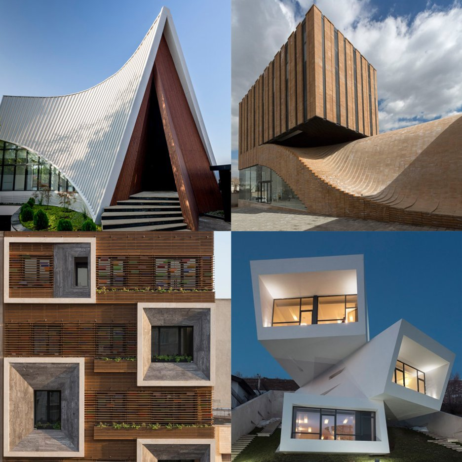 11 of the best new buildings from Iran's architectural awakening