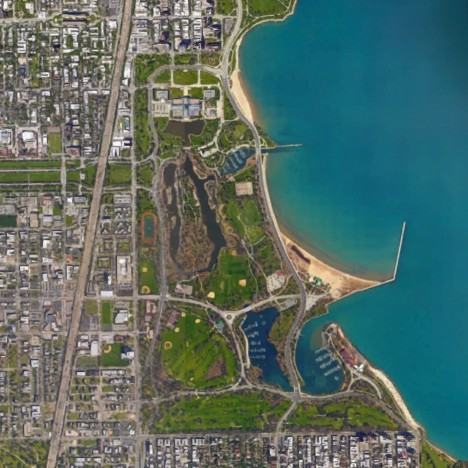 Obama selects Chicago's Jackson Park for presidential library site