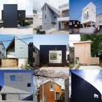 Dezeen's updated Pinterest board features over 500 Japanese houses