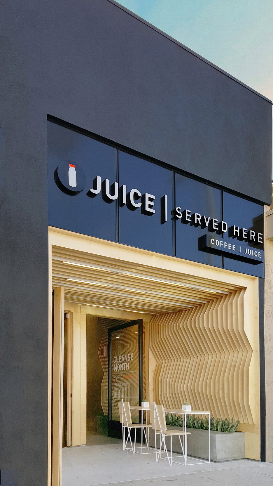 Juice Served Here by A-Industrial