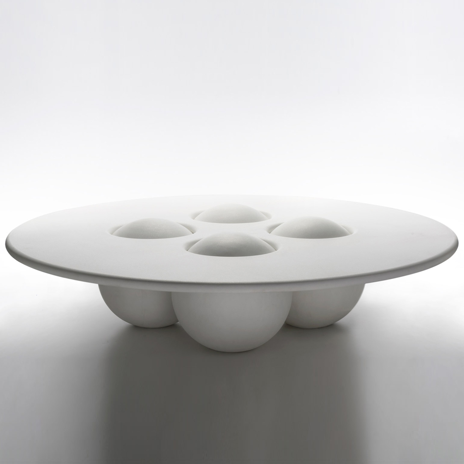 2001: A Space Odyssey inspires Brooksbank & Collins' coffee table