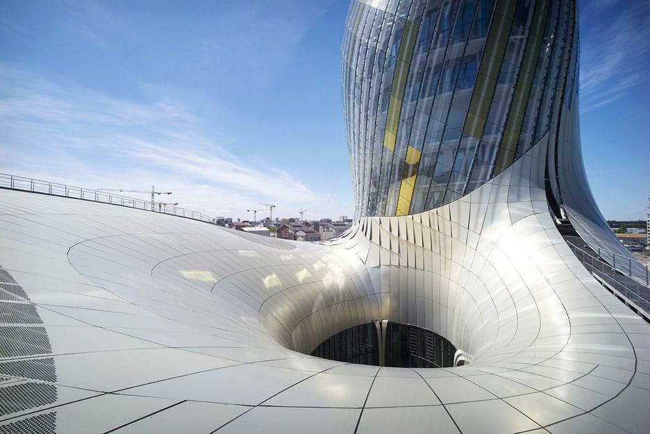 La Cité du Vin, a new wine museum in Bordeaux by XTU
