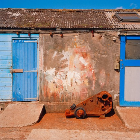 Anthony Gerace's Land's End series chronicles pre-Brexit Cornwall