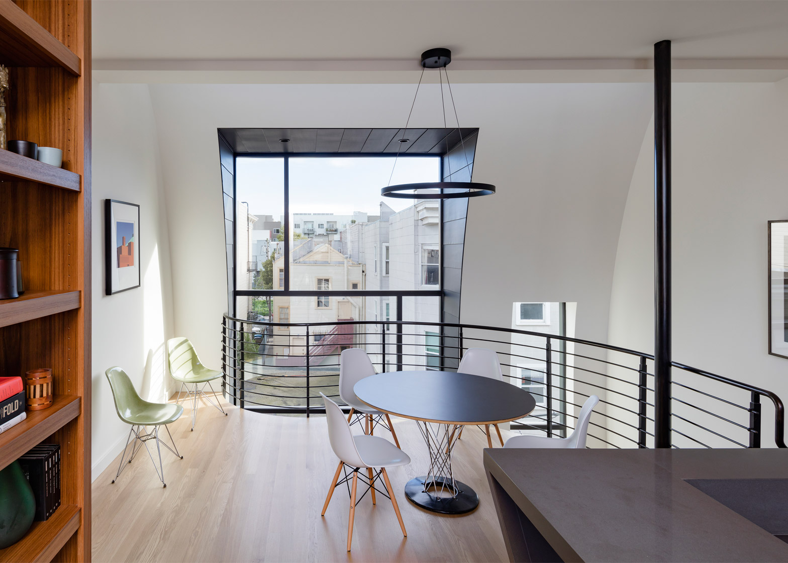 Linden Street Apartments by SPARCHS
