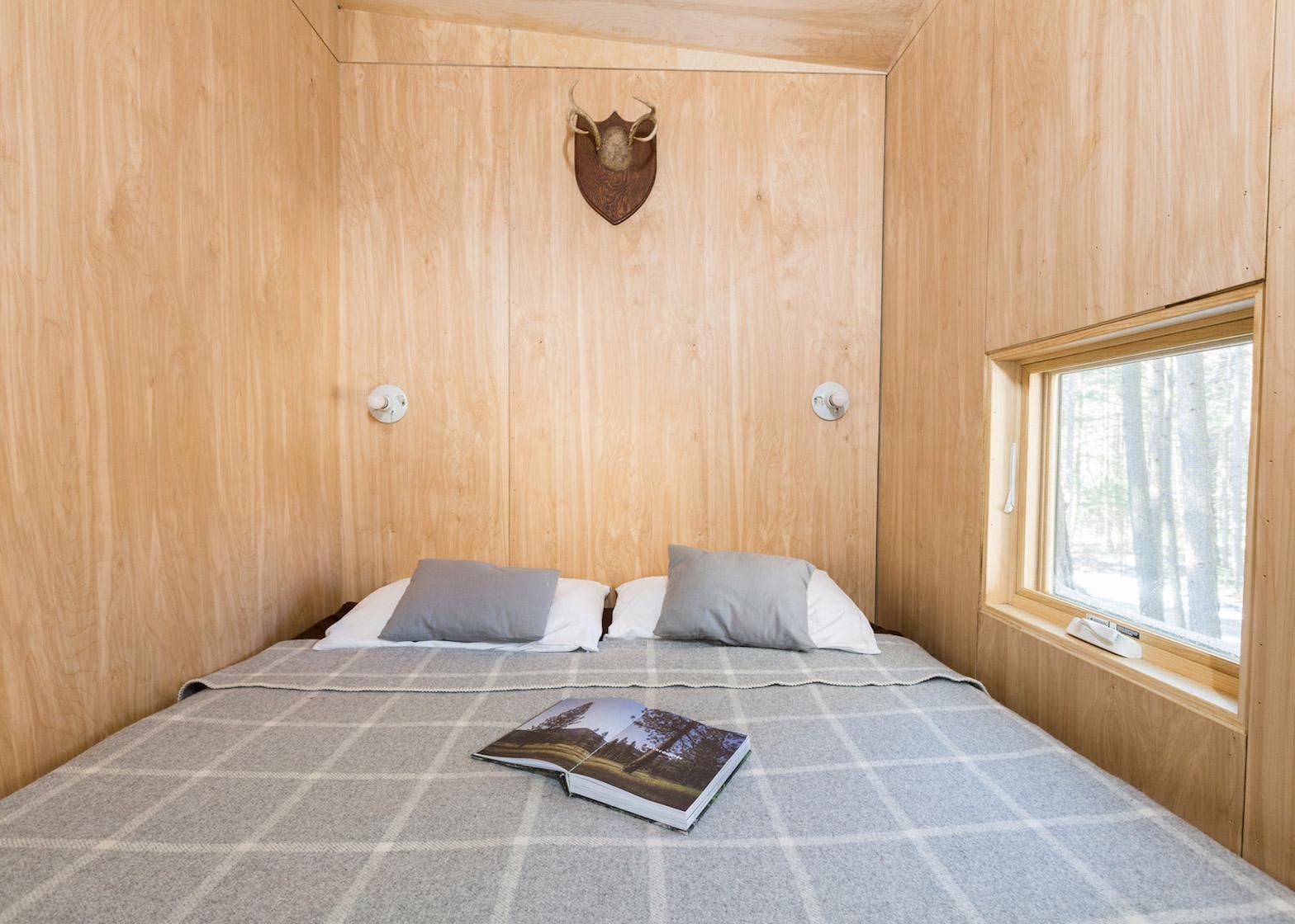 The Lorraine Cabin by Getaway