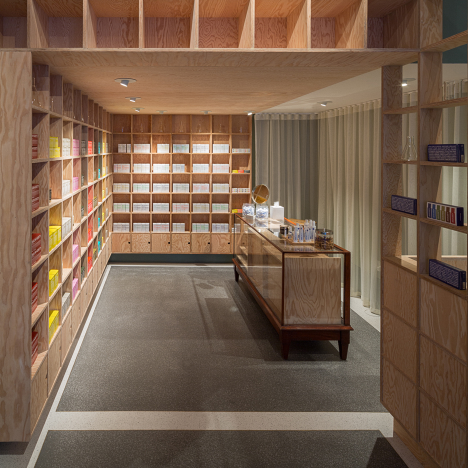 Jonathan Tuckey designs two contrasting London shops for Malin+Goetz