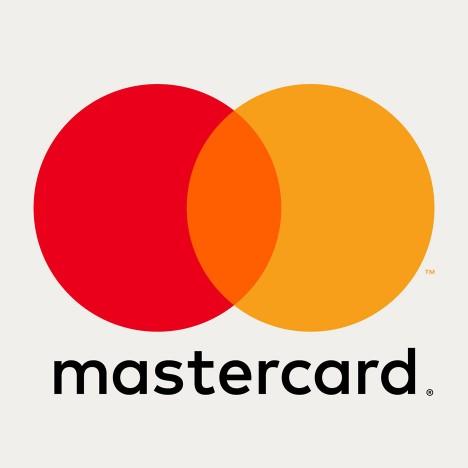 Mastercard logo by Pentagram