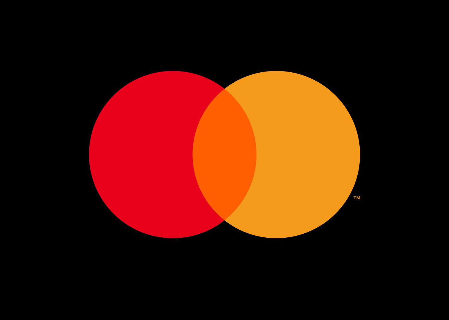 Mastercard Logo redesign by Pentagram