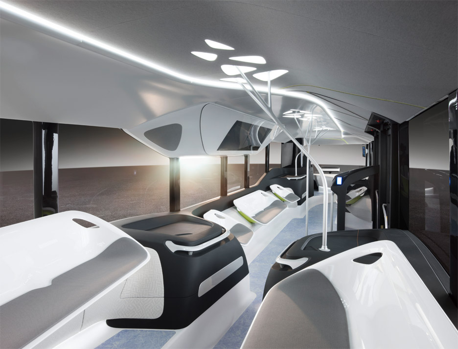 Mercedes-Benz Future Bus by Daimler