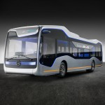 Mercedes-Benz unveils its self-driving Future Bus