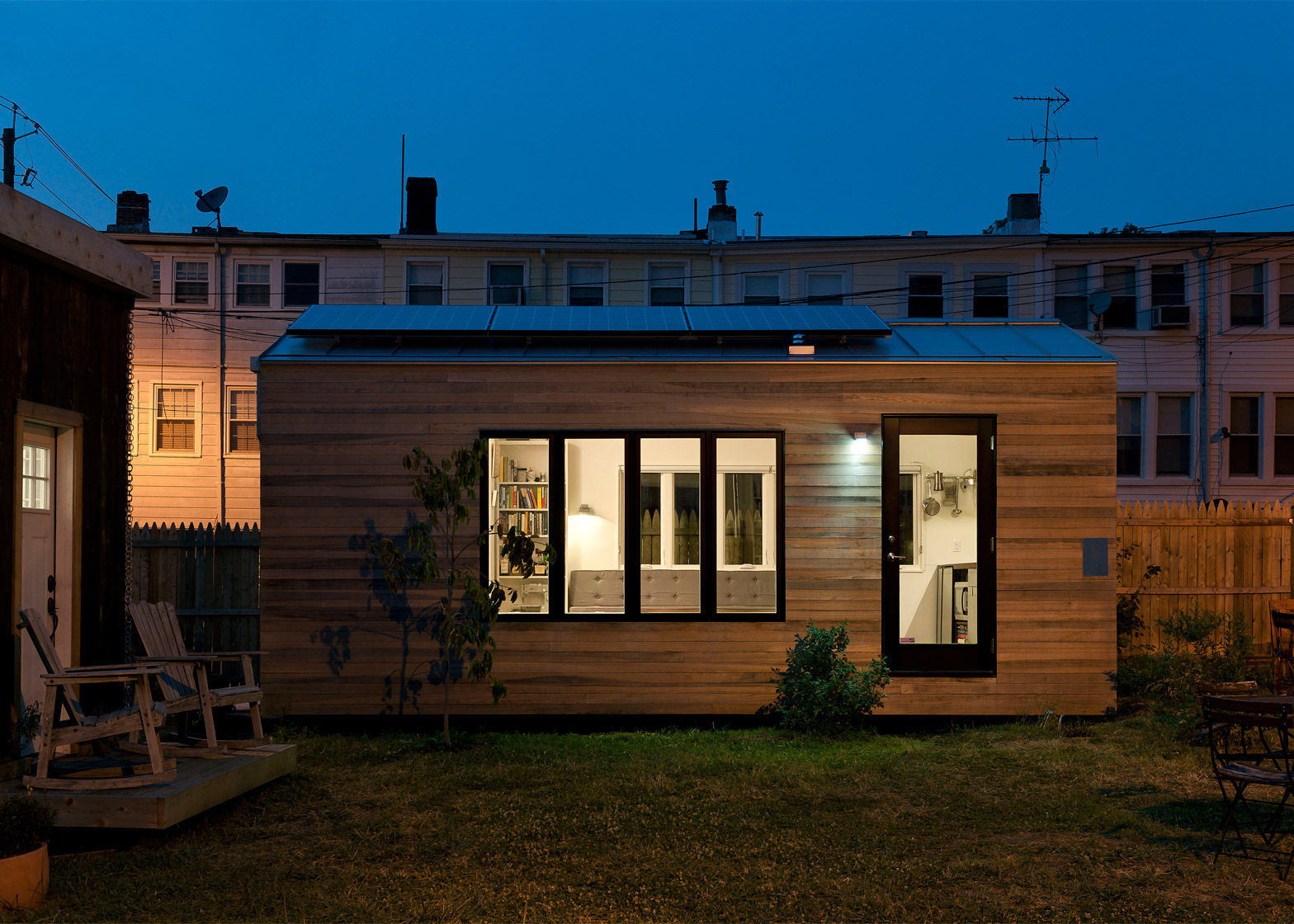 Plans for tiny house by Foundry Architects made available for purchase