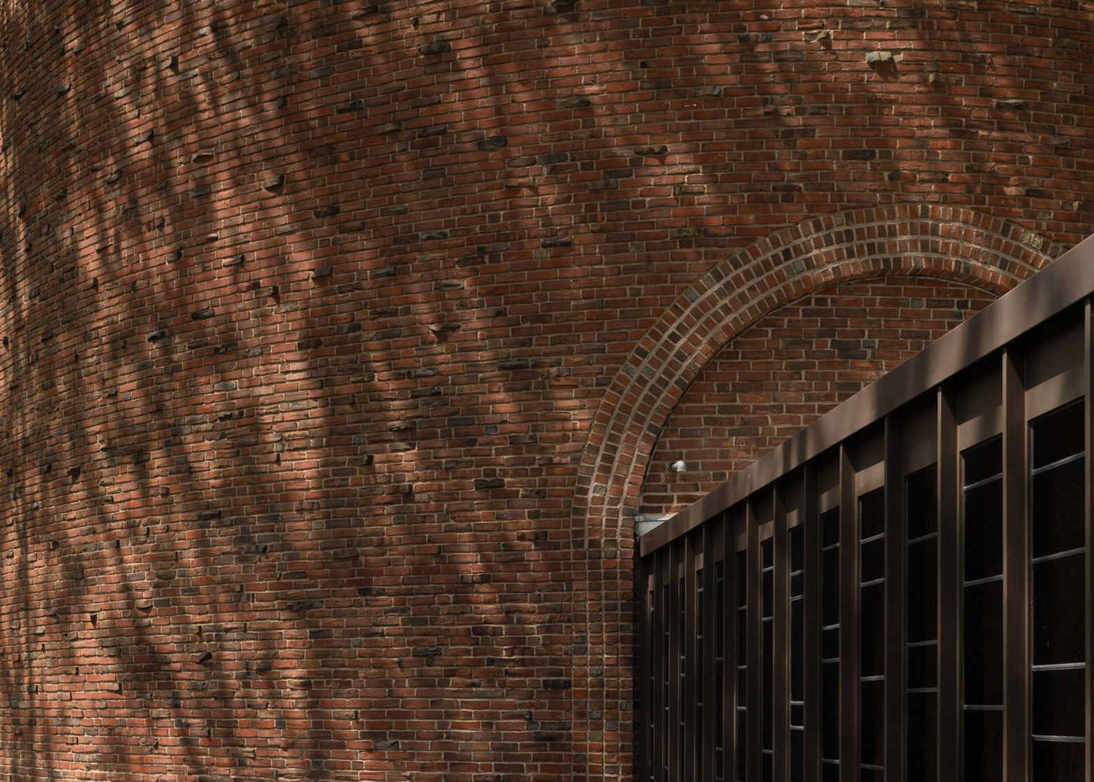 Jim Stephenson photographs Eero Saarinen's MIT Chapel