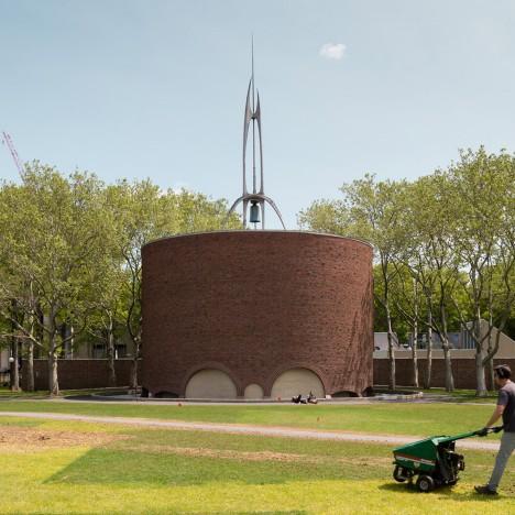 "Jim Stephenson photographs Eero Saarinen's ""breathtaking"" MIT Chapel"