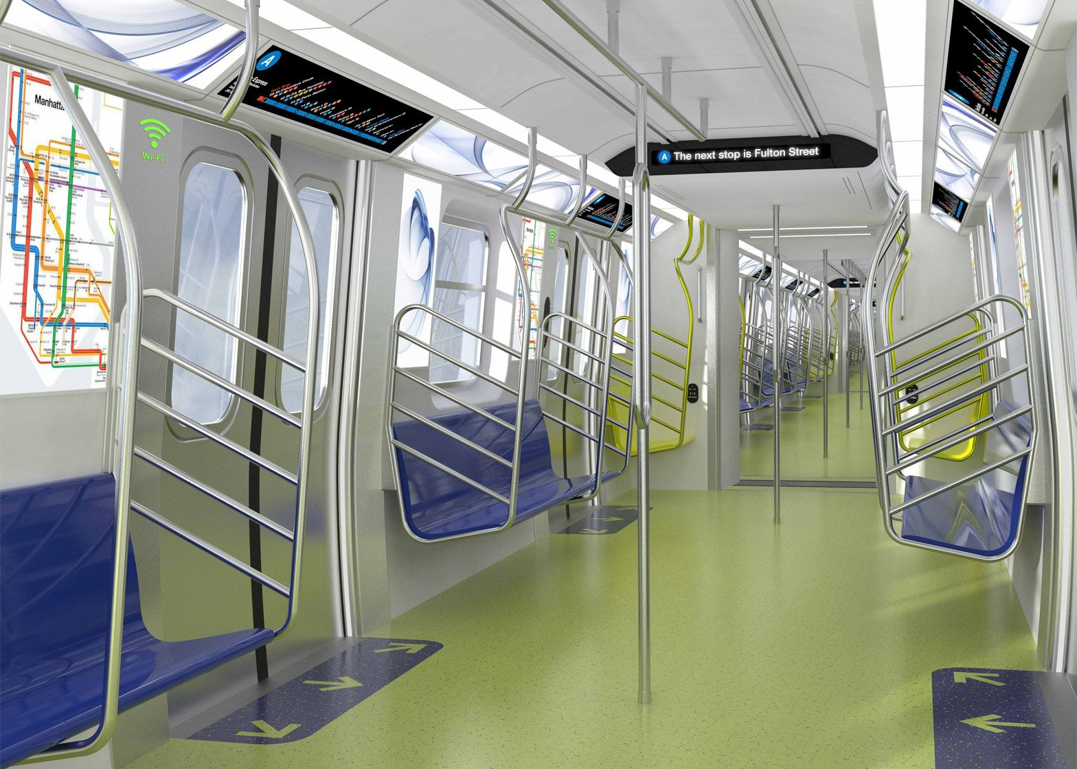 MTA Planned Improvements to New York's subway